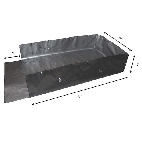 "Cargo Apron - Large for cargo area length 66"" to 84"""