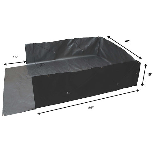 "Cargo Apron -Medium for cargo area length 47"" to 63"""