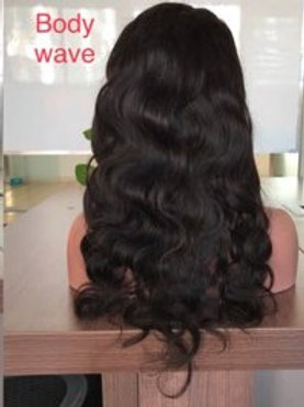 Bodywave Full Lace Wig 150% Density