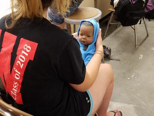 Babies at WHS?