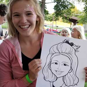 Alex-Caricatures-Events-Sandy-City-Utah.