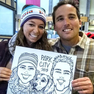 Carolyn-Caricatures-Events-Ogden-City-Ut