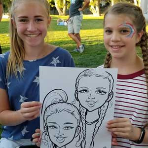 Alex-Caricatures-Events-Layton-City-Utah