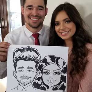 Alex-Caricatures-Events-Midvale-City-Uta