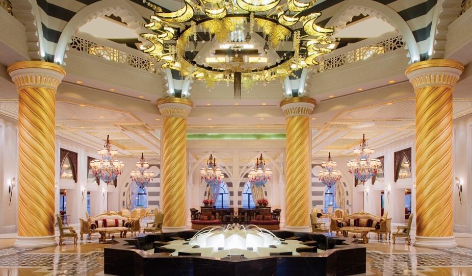 lobby zabeel saray