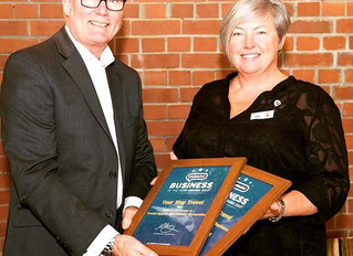 Award Winning Travel Agent