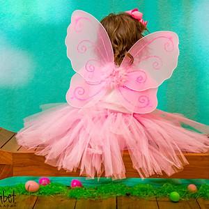 Amelia's Easter Pics