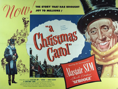 "The Best Film Version of ""A Christmas Carol"""