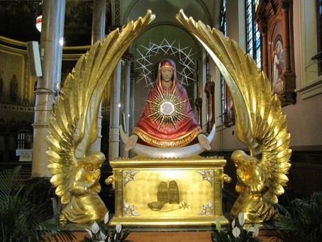 The Misplaced Marian Emphasis of Roman Catholicism