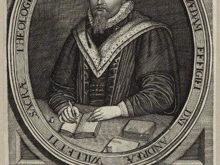 Andrew Willet (1562-1621) vs. Cardinal Bellarmine