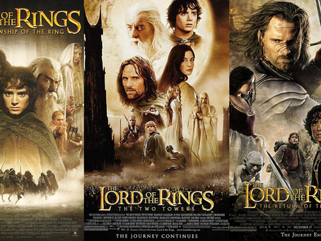 Lord of the Rings: The Peter Jackson Remix