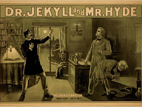 A Social Media Jekyll & Hyde Effect