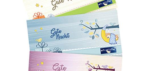 Schlaflieder - Geschenkkarte