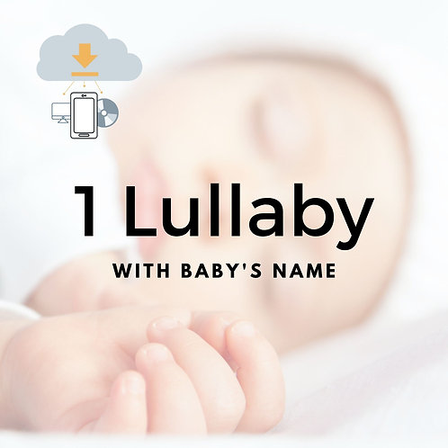 1 lullaby