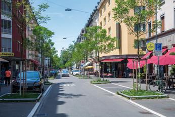 GU Kreis 5, Zürich