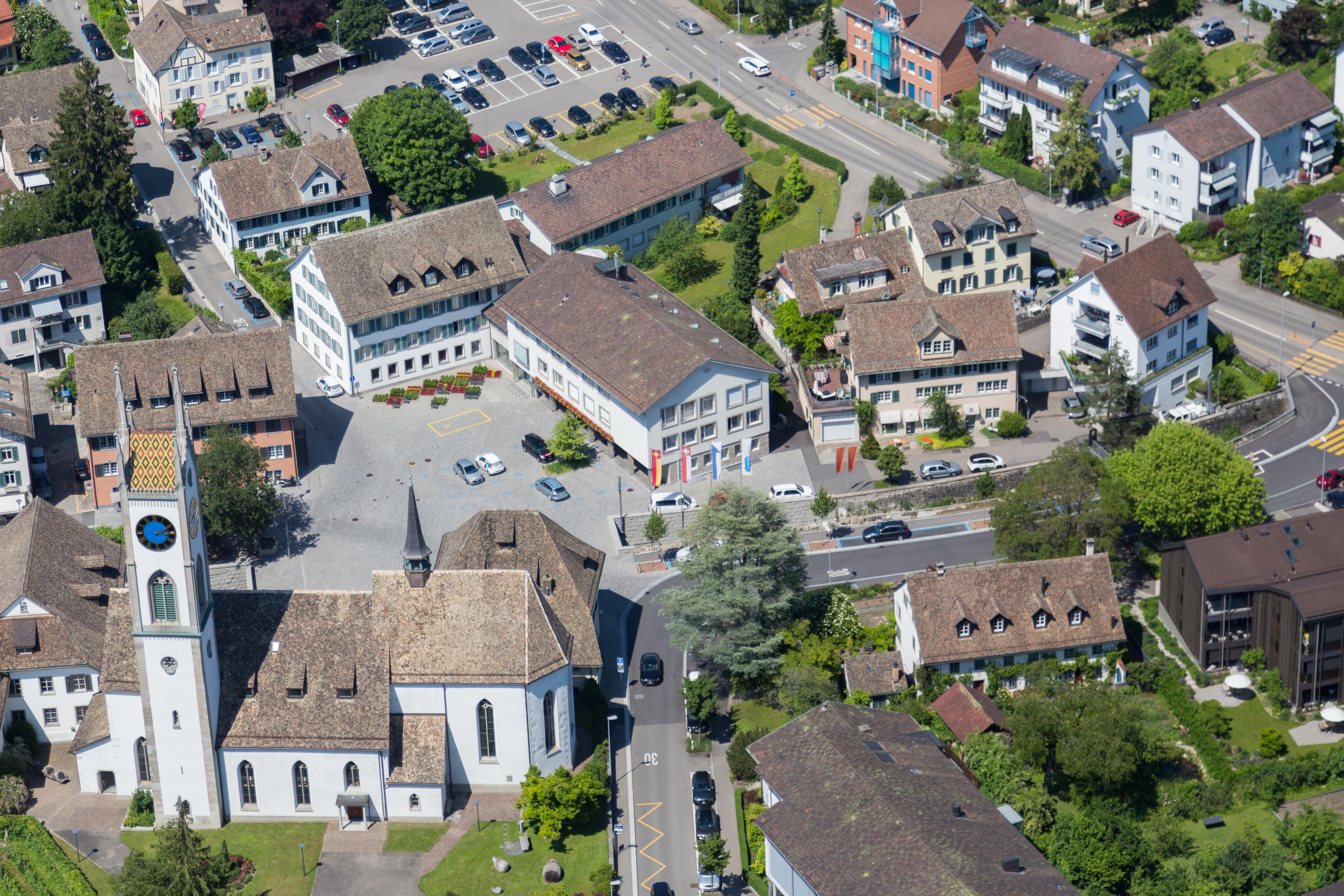 Dorfplatz Küsnacht