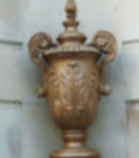 Urn in Guildhall Square