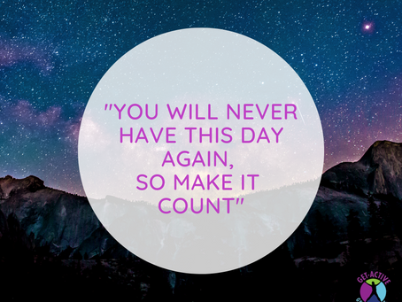 9 Ways to Make Each Day Count