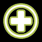 Favicon_Healthcare Fund_White w green ou