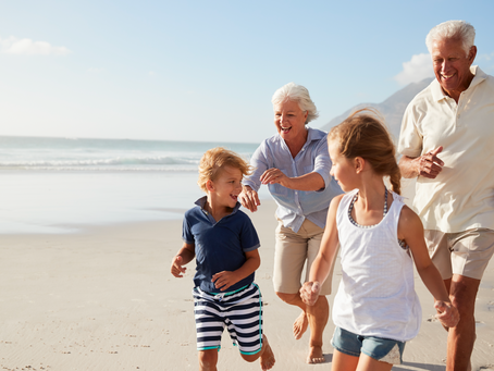 Ideally from birth, we should prepare to live to 100 – stay active with nip-glide walkers