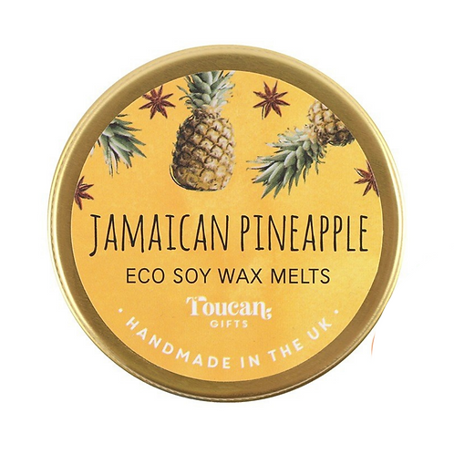 Jamaican Pineapple Soy Wax Melts