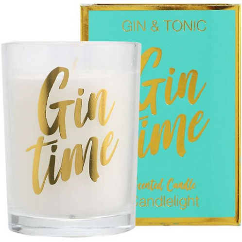 Candlelight Gin Time Candle