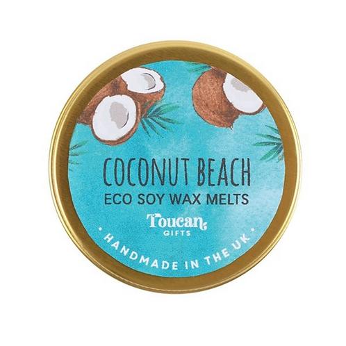 Coconut Beach Eco Soy Wax Melts