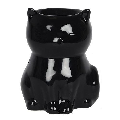 Black Cat Wax Melt Burner