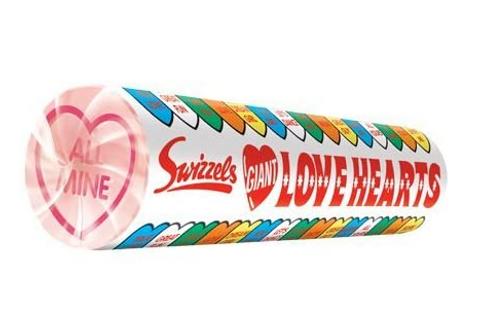 Swizzles Love Hearts Sweets