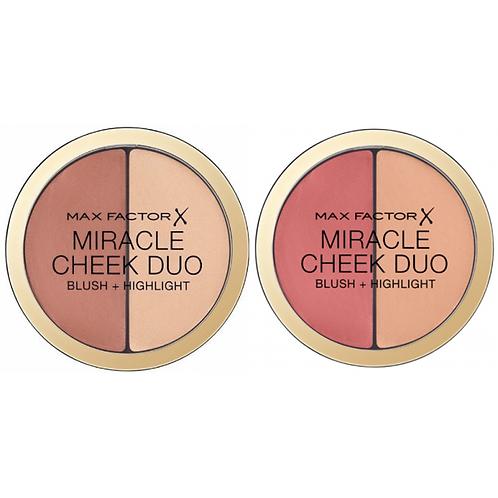 Max Factor Miracle Cheek Duo Blush