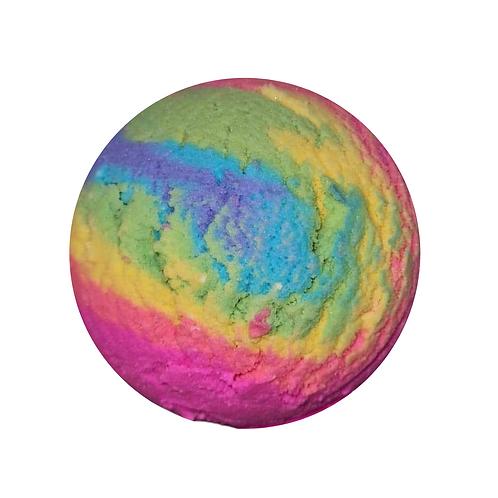 Rainbow Marshmellow & Candyfloss Bubble Scoop