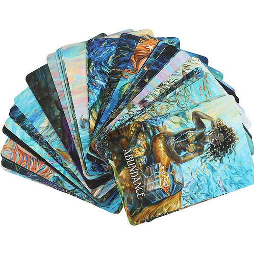 Message from the Mermaids Tarot Cards