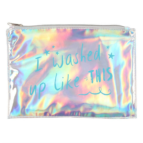 I Washed Up Like This... - Make Up Pouch