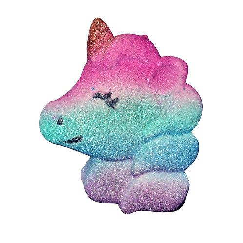 Candy Sparkle Unicorn Bath Bubbler