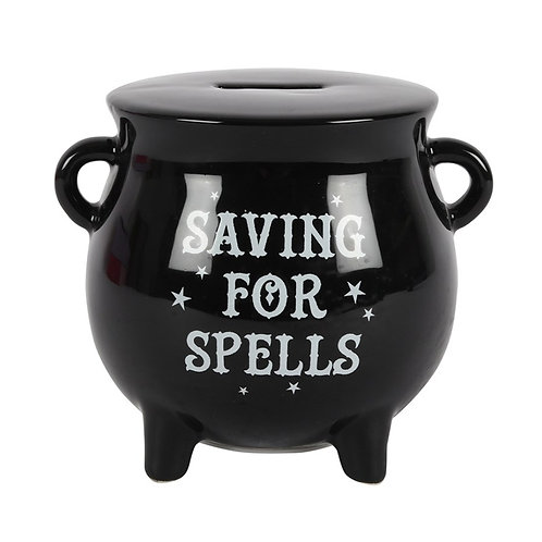 Saving for Spells Moneybox