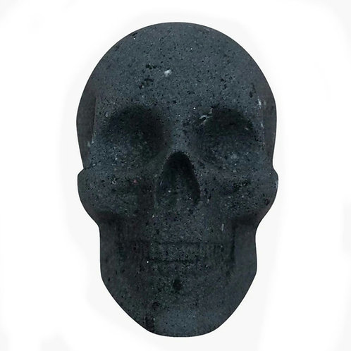 Black Skull Bath Bomb