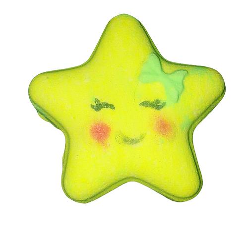 Pina Colada Lil Star Bath Bubbler
