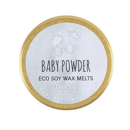 Baby Powder Eco Soy Wax Melts