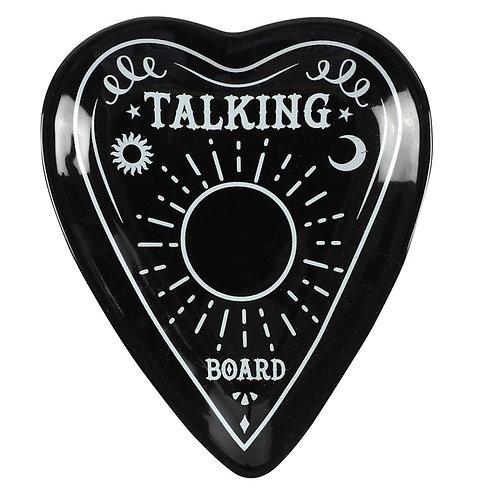 Talking Board Planchette Trinket Dish