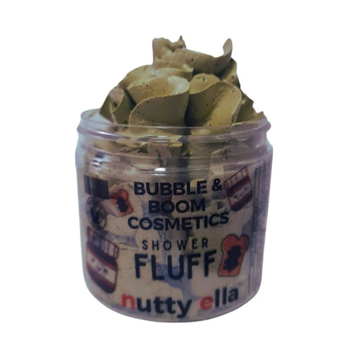 Nutty Ella Whipped Soap