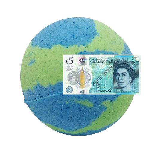 £5 Large Money Bomb