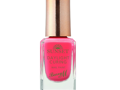 Barry M Cosmetics Sunset Nail Paint - Peach for the Stars