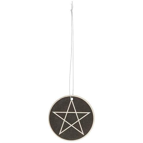 Pentagram Vanilla Scented Air Freshner