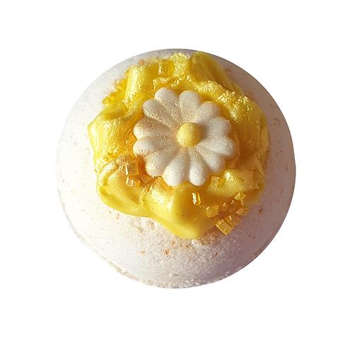 Daisy Flower Bath Bubbler