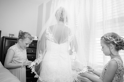 Junior Bridesmaids