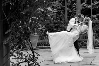 Bride and Groom Dip