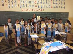 Medindo o corredor da Escola – Matemática – Prof. Tatiana - 2° ano B – Ens. Fund. 2