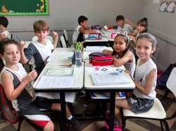 Matemática em grupo – Matemática –  2° ano B – Ens. Fund. 2