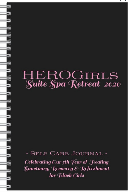 HEROGirls Self Care Journal