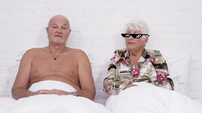 &C tussen de lakens - Tom & Frannie
